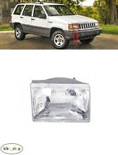 FOR JEEP GRAND CHEROKEE ZJ 1991 - 1998 NEW FRONT HEADLAMP RIGHT O/S LHD