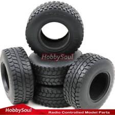 5pcs RC 2.2 Dune T/A Tires Soft Tyre 113mm Fit RC Crawler 2.2 Beadlock Rim Wheel