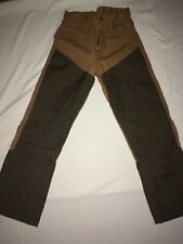 Vintage Redhead Mens Canvas Outdoor  Camping Hiking Fishing PANTS 32