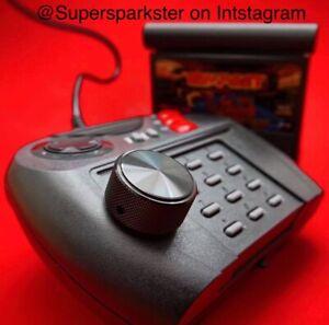 Atari Jaguar Rotary Controller Mod Service T2K Tempest 2000