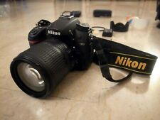 Nikon D7000 DSLR complete with 18-105mm Kit Lens f/3.5-5.6G and accessories