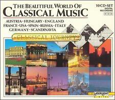 Classical Journey (CD, 10 Discs, Laserlight)