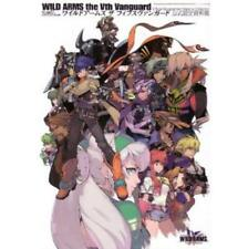 WILD ARMS The 5th Vanguard official analytics illustration art book