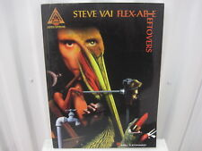 Steve Vai Flex-Able Leftovers Sheet Music Song Book Songbook Guitar Tab