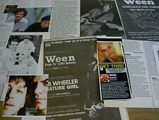 WEEN - MAGAZINE CUTTINGS COLLECTION (REF T26)