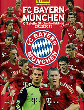album vuoto album RAR PANINI Baviera raccoglie Bayern-completamente tutti i 324 sticker