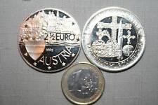2 1/2 EURO  MOTIVOS RELIGIOSOS AUSTRIA 1998  SIN CIRCULAR  FOTO