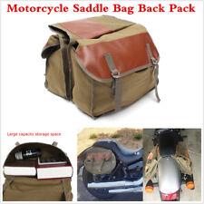 5bb87636ddcd Large Capacity Motorcycle Sports Back Seat Pack Carry Bag Luggage Bag  Saddlebag (Fits  Moto Morini)