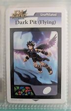 Kid Icarus Uprising AKDE-407 Dark Pit Flying