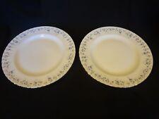 Royal Albert China - Memory Lane - Pair of Dinner Plates
