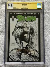 SPAWN #216 - Sketch Variant - CGC 9.8 - SS TODD MCFARLANE - 1 of 2 on Census