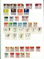 Berlin Lagerbuch ** + gest. 50er - 80er Jahre, ca. 2100 Marken