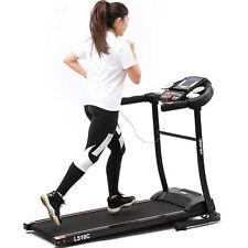 Merax 1200W Folding Electric Treadmill Home Motorized Running Machine