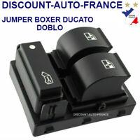 bouton de commande Leve Vitre Interrupteur DUCATO Peugeot BOXER Citroën JUMPER