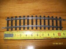1/2 RAIL COURBE  A 2 COUPURE HORNBY ACHO N°763 train wagon