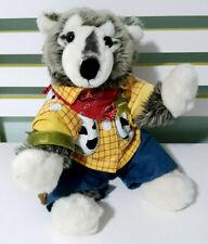 Build-A-Bear Toy Story Woody Costume Teddy Bear Plush Toy Disney 29cm Tall!