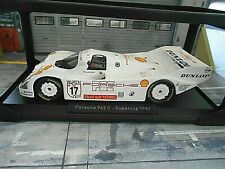 PORSCHE 962C 962 C Supercup DRM 1987 #17 Stuck Shell PDK Dunlop SP ! Norev 1:18