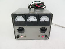 Powerstat L116B Variable Transformer With Meters and Gauges