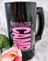 Space Camp Coffee Cup Huntsville Alabama black pink accent Mug
