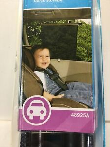 NEW Safety 1st Baby car window Sun protection Deluxe Roller Shade - 1 Each