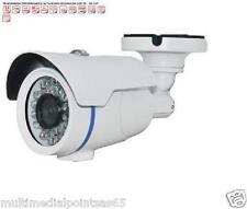 TELECAMERA VIDEOCAMERA 1/4P CMOS 700 LINEE 3,6MM ICR 24IR 20M ALTA RISOLUZIONE