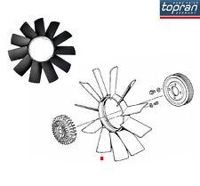 BMW X5 Z3 Radiator Coolant Fan Wheel 11521712058 By Topran Germany