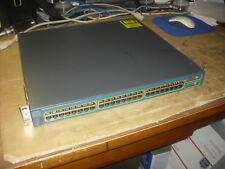 Cisco Catalyst 3550-48 EMI - switch - managed - 48 ports WS-C3550-48-EMI
