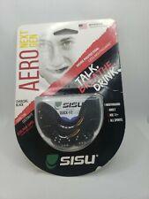 Sisu Aero Adult Nextgen Mouth Guard ( S16-NG-1 ) Black