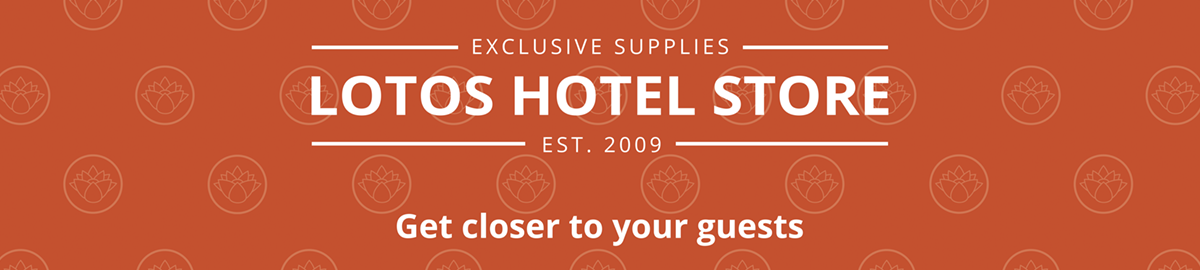Lotos Hotel Store - Merchandise