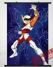 Home Decor Japanese Anime Saint Seiya Poster Wall Scroll 60*90Cm