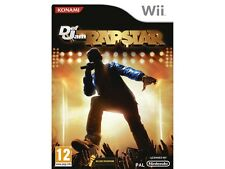 Defjam rapstar jeu Wii Nintendo microphone chant rap rnb idol uk