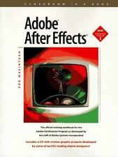 Classroom in a Book: Adobe after Effects for Macintosh by Adobe Creative Team...