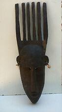 ancien Masque africain. old African mask BAMBARA Mali