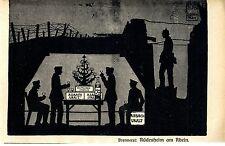Asbach Uralt (IV.) Brennerei Rüdesheim am Rhein Kriegs-Annonce von 1917