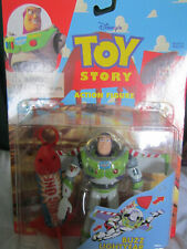 BUZZ LIGHTYEAR, TOY STORY ACTION FIGURE WITH FLYING ROCKET