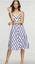 Milly Stripe Mint Green Dress Size 4