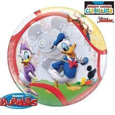 Artículos de fiesta color principal multicolor de cumpleaños infantil de Mickey Mouse