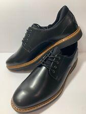 Eastland 4741-01 Parker Men's Black Leather Oxfords Shoes 9 M