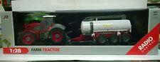 TRATTORE RADIOCOMANDATO 1:28  FARM TRACTOR AGRIMOTOR SERIES    ART 2370