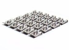 20 BLECHMUTTERN M5 VERKLEIDUNGSCLIPS CLIP 5MM SCHNAPPMUTTER EDELSTAHL ROSTFREI