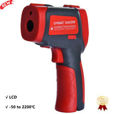 UYIGAO UA2200 Non-Contact Infrared Thermometer Laser IR Thermometer 2200 ℃