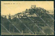 Pavia Zavattarello cartolina QT0355