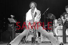 Chuck Berry Rock & Roll Legend 8 X 10 Inch Photo