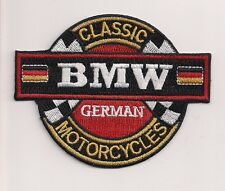 BMW Motorcycles patch. 3 inch. NEW NICE!!