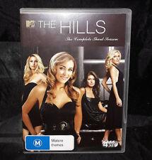 The Hills : Season 3 (DVD, 2009, 4-Disc Set) Region 4