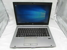 """HP EliteBook 8460p 14"""" i5-2540M 2.6 GHz 8GB 1TB HDD Win 10 DVDROM DP 3.0 USB"""