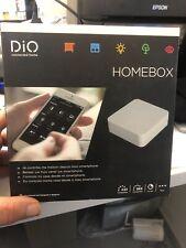 HOMEBOX DIO.   CENTRALE DOMOTIQUE NEUF CONTRÔLER PAR GSM