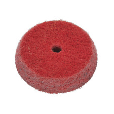 BG1010NPW50 Sealey Nylon Polishing Wheel Ø50 x 13mm 6mm Bore [Buffing Wheels]