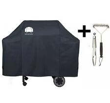 Texas Grill Cover 7573 Premium for Weber Spirit 200/300 Gas Grills Brush & Tongs
