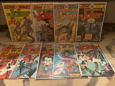 THE JOKER - 1975, Issues #1-9 Full Run Lot Batman Bronze Age
